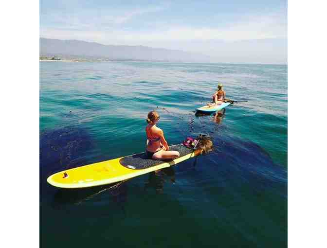 Paddle Sports Center, Santa Barbara Harbor:  1-Hour Kayak or SUP Rental