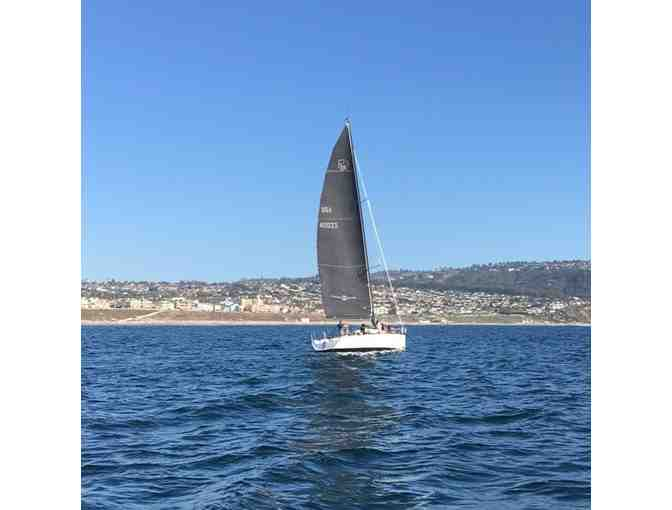 South Bay Sailing: BYOB Cruise for 2 People