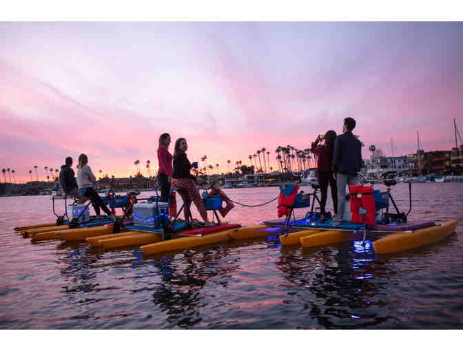 Long Beach Waterbikes: 2 Day Ride Tickets