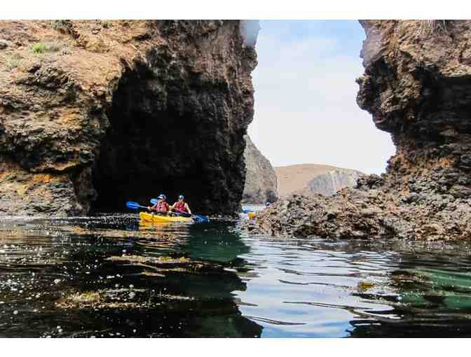 Santa Barbara Adventure Company:  Discovery Sea Cave Kayak Tour for 2