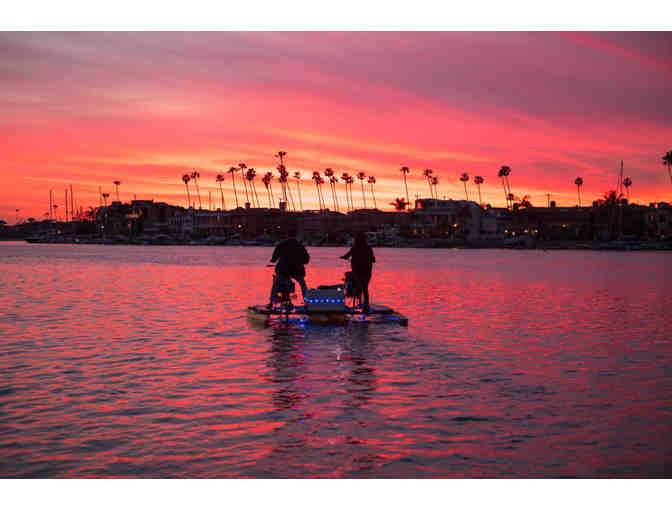 Long Beach Waterbikes: 4 Day Ride Tickets