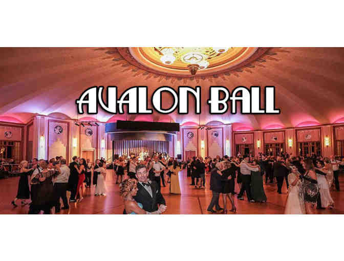 Avalon Ball, Catalina Island: 2 Tickets, May 19