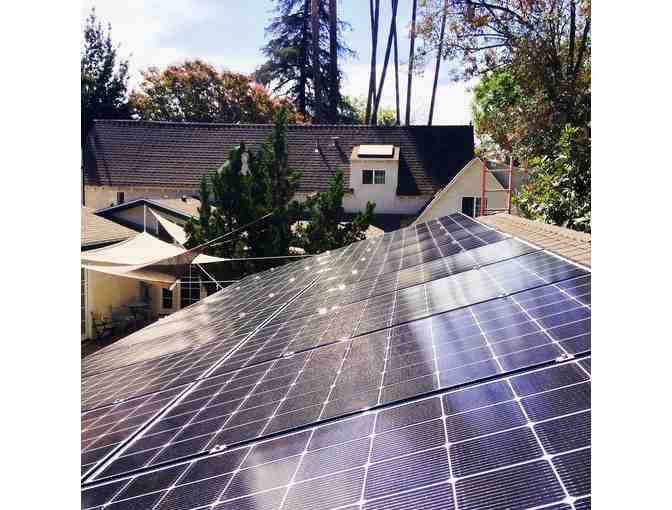 Solar Residential Installation: $500 Credit towards Purchase w/ Run on Sun