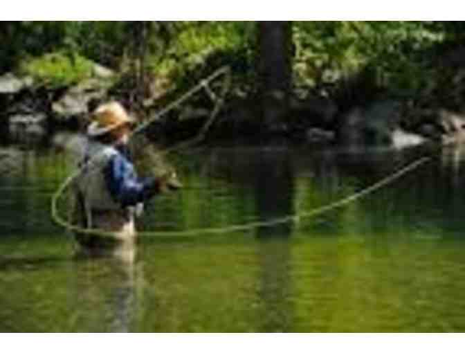 Private Fly Fishing Lesson