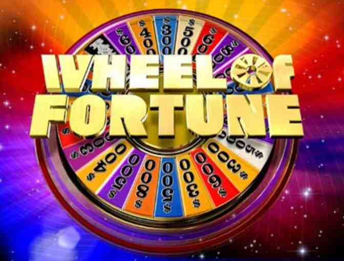 Four VIP Passes to a taping of  Wheel of Fortune