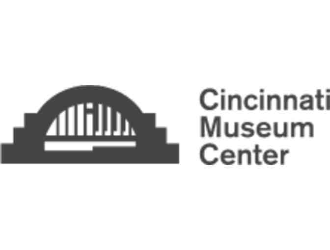 2 Cincinnati Museum Center passes