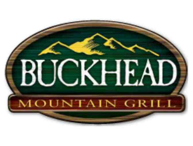 Two (2) $25 Gift Certificates to Buckhead Mountain Grill