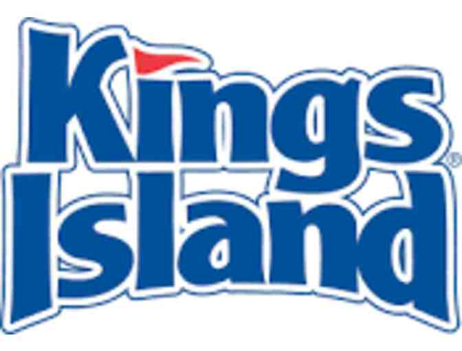 2 Tix for Kings Island