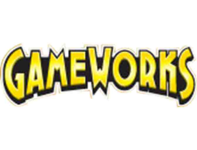 Five 30-min. 'Game Play' Cards for Gameworks