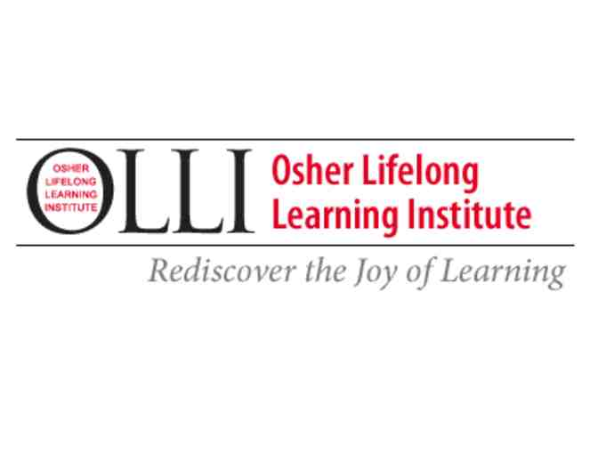 One OLLI Annual Membership for '19-20 UC school year