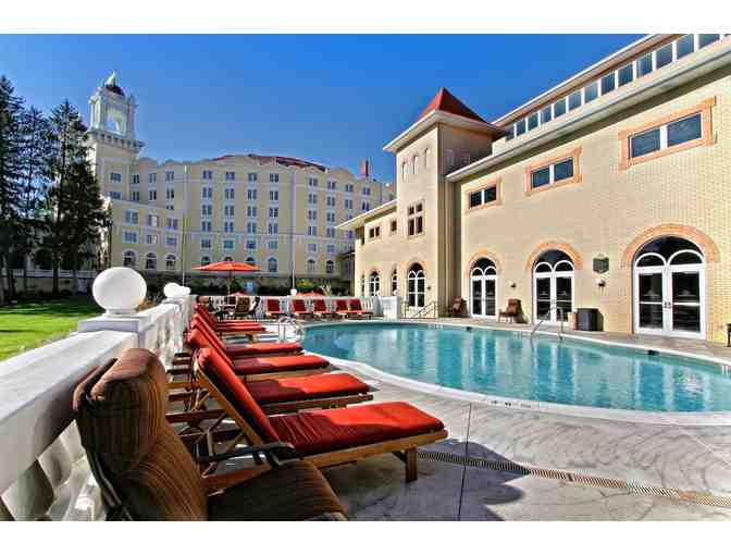 1 Night Stay @ French Lick Resort + Golf for two