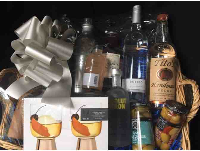 Vodka Basket