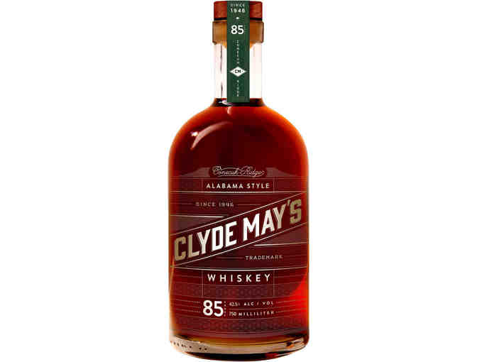 Cyde Mays Bourbon The Party Source Private Barrel