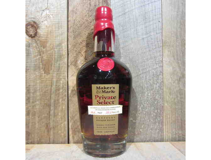 Maker's Mark Private Select Oak Stave  The Party Source Private Barrel, 109.3 Proof