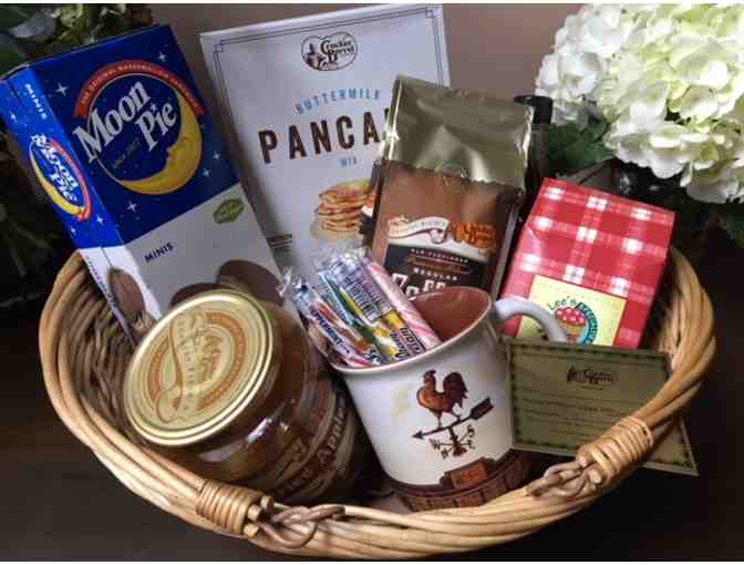 Dinner for Two @ Cracker Barrel and Gift Basket