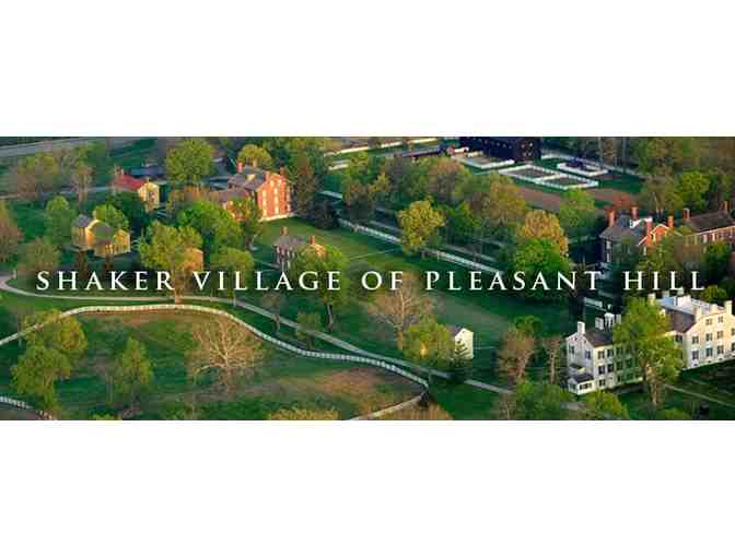 Admission for 4 to Shaker Village of Pleasant Hill & Dixie Belle Riverboat