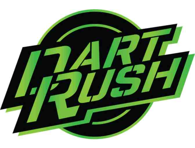 $25 Gift card to Dart Rush