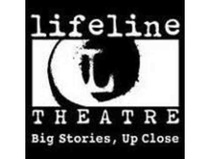 Two Tickets - MainStage or Kid Series @ Lifeline Theater - Chicago, IL