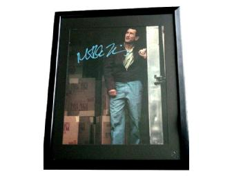 Robert Deniro Autographed Framed Photo