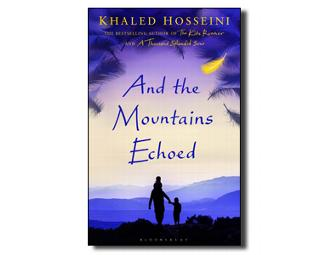 2 tickets to Khaled Hosseini at the SUB June 9 and 2 copies of his new book