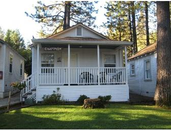 Two Night Stay in a Nevada City Inn Cottage