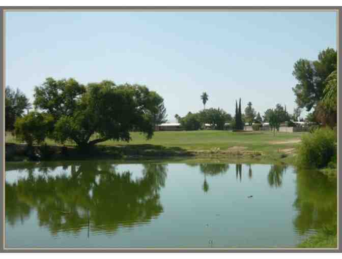 Rolling Hills Golf Course: Certificate for a Round of Golf for 4 People