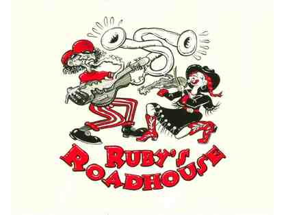 Be A Guest DJ with Ruby on Ruby's Roadhouse