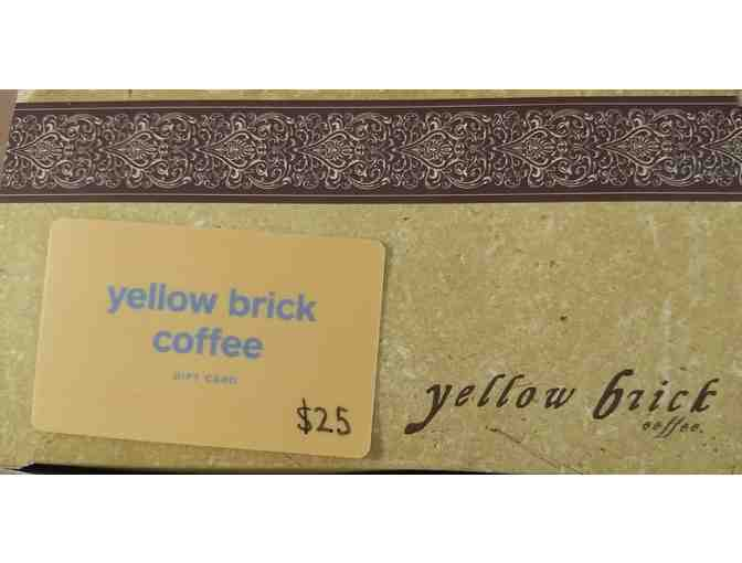 Yellow Brick Coffee - Box of Specialty Coffee + $25 Gift Card