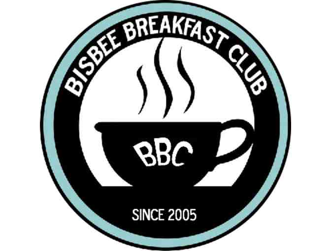 Bisbee Breakfast Club- $25 Gift Card (#1)