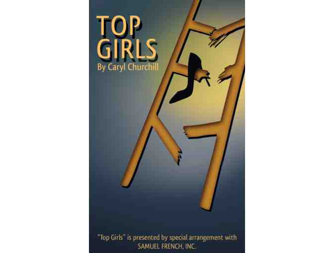 Arizona Repertory Theatre- Gift Certificate for 2 to Top Girls and to Spring Awakening