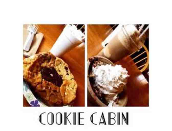 Mt. Lemmon Cookie Cabin - $50 Gift Certificate for any Food and Drinks