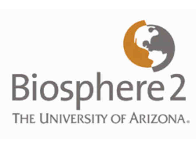 Biosphere 2: Two Tour Admissions