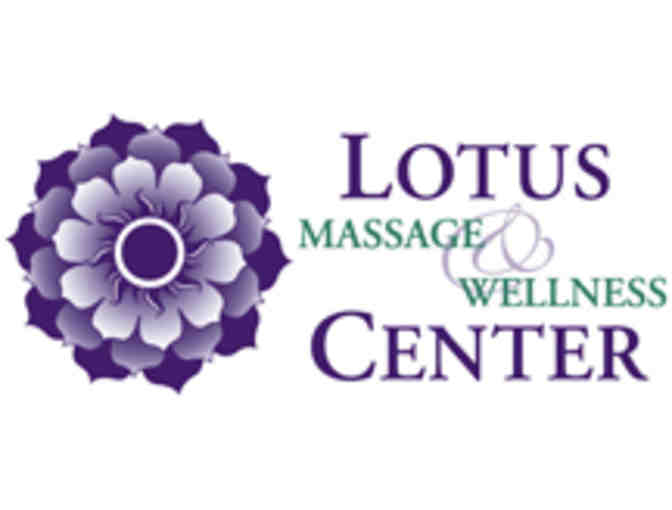 Lotus Massage and Wellness Center- 90 Minute Massage