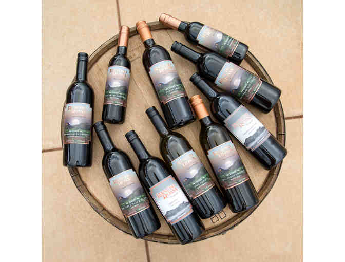 One Case (12 bottles) of Red Wine from Rancho Rossa Vineyards (#3)