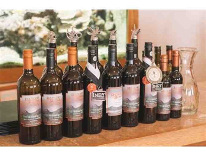 One Case (12 bottles) of Red Wine from Rancho Rossa Vineyards (#5)
