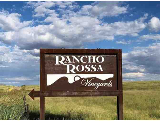 One Case (12 bottles) of Red Wine from Rancho Rossa Vineyards (#4)