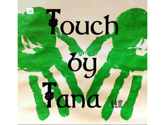 Massage (60 Minute) + No Mess Body Scrub -  Touch by Tana, LLC  (Certificate)