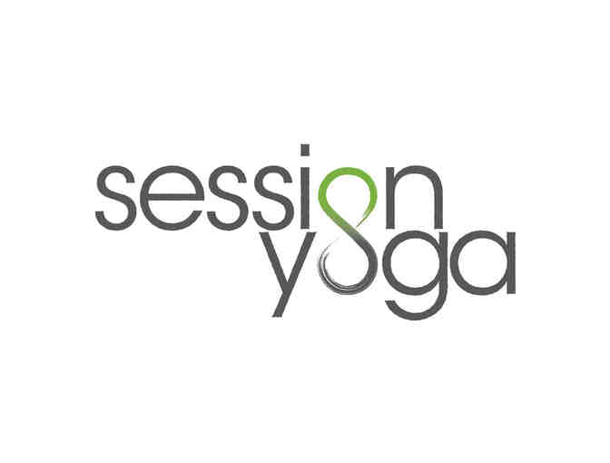 Session Yoga - 5 Class Pass