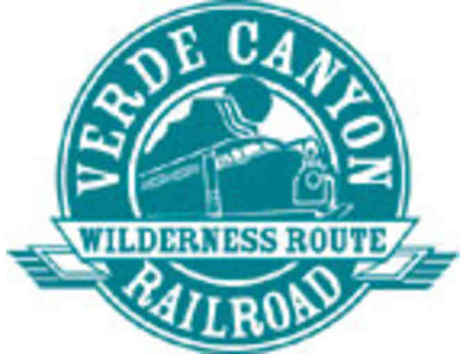 Verde Canyon Railroad - 2 First Class Seats