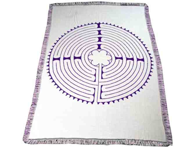 Labyrinth Blanket