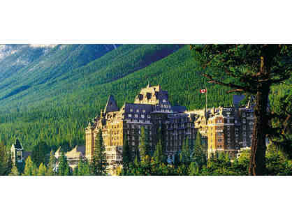 Fairmont Resort 7-night Canadian Getaway