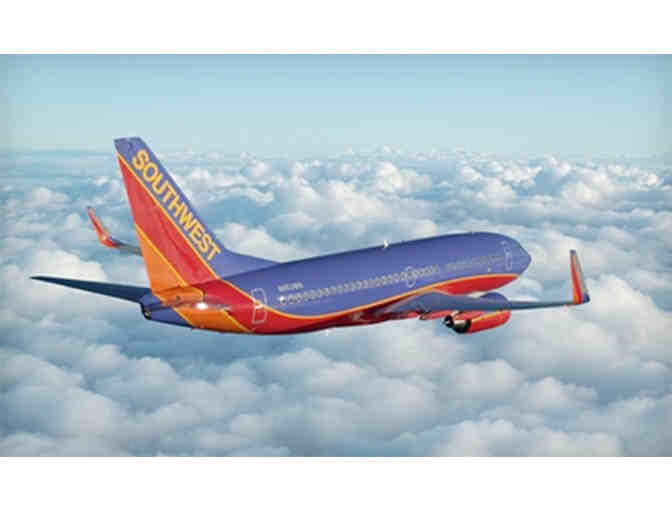 2 One-way Domestic E-Passes for Southwest Airlines