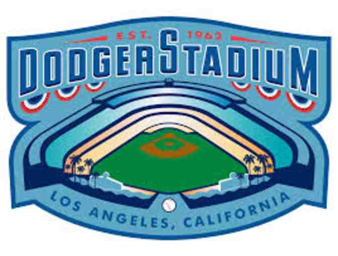 2 Lexus Dugout Club Tickets and 1 Parking Pass for Dodgers v. Padres 9/25 - Photo 1