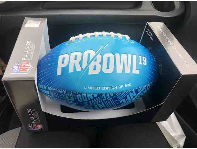 2019 Pro Bowl Commemorative Football