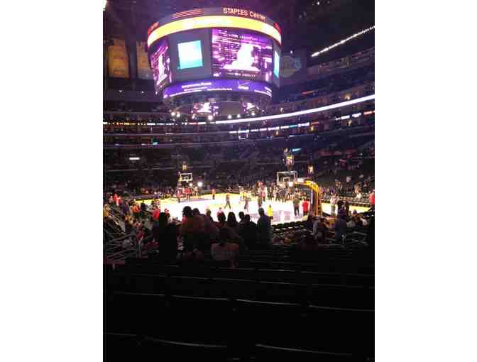 Kings, Lakers or Clippers Game AMAZING SEATS