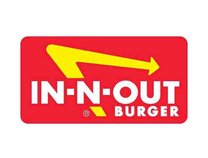 In-N-Out Burger gift cards -$64 value - Photo 1
