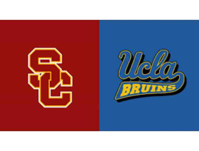4 Tickets + Parking for USC vs UCLA Football Game on 11/23/19