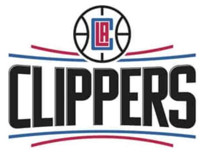 4 Tickets to Clippers vs. Hornets on Oct. 28th - Photo 1