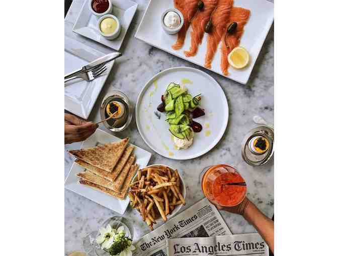 $500 Gift Card to Petrossian West Hollywood - Photo 3