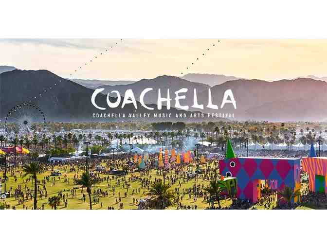 VIP Passes and Parking for COACHELLA MUSIC FESTIVAL 2021 - Photo 1